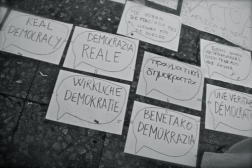 #spanishrevolution